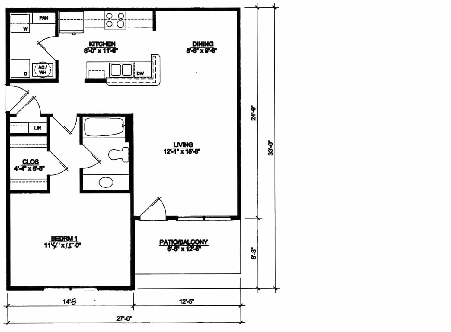 apartments | 1 bedroom apartment paducah | 1 bedroom apartment